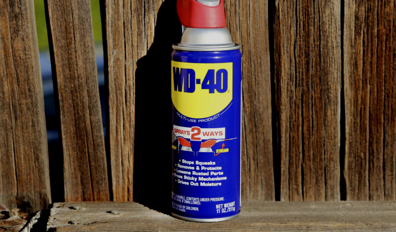 WD40 And Bathroom Faucets