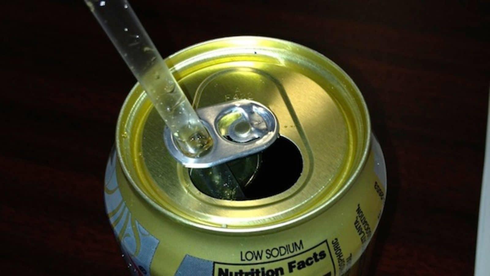 Soda Can Tabs