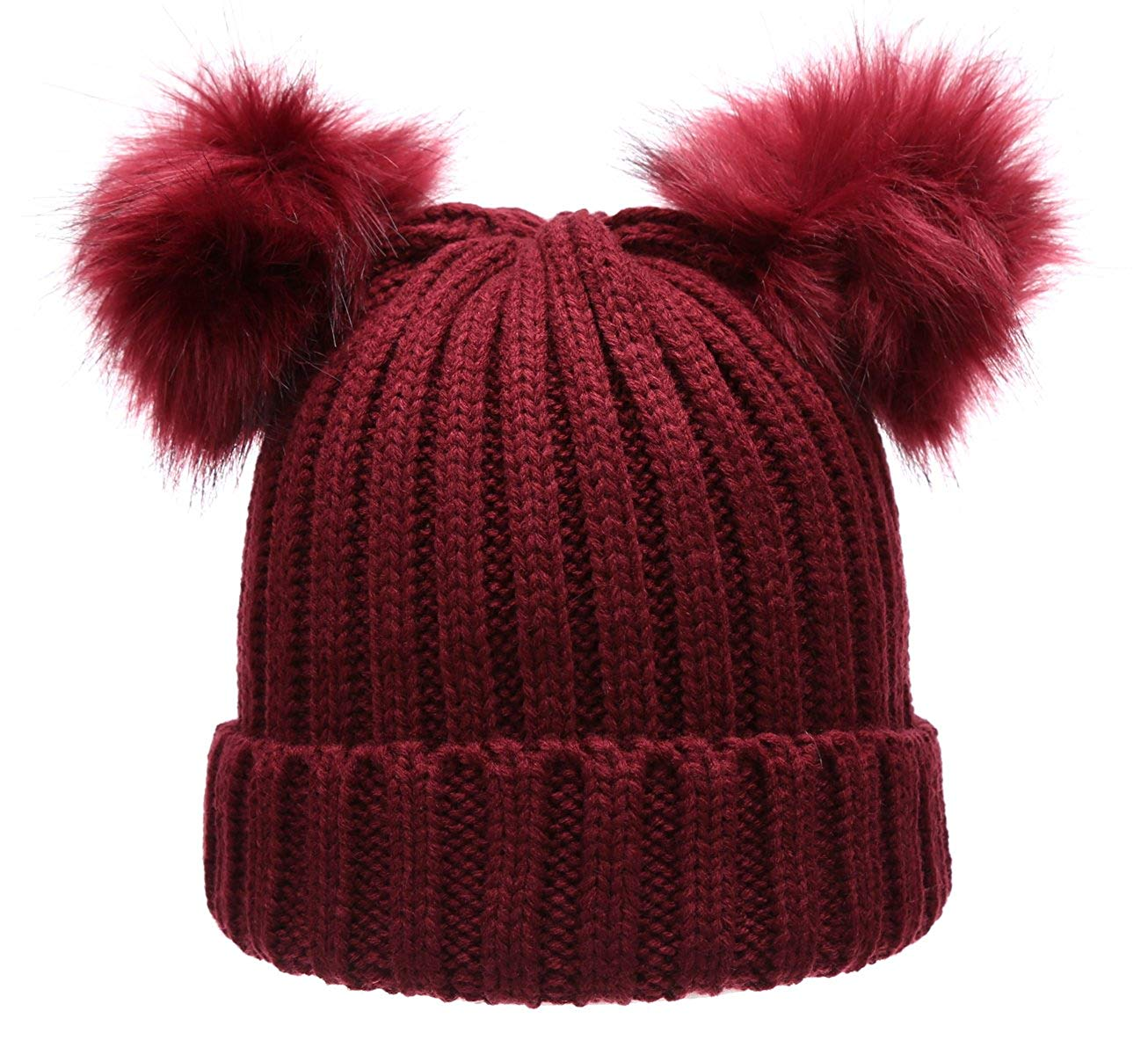 Pom Poms And Winter Hats