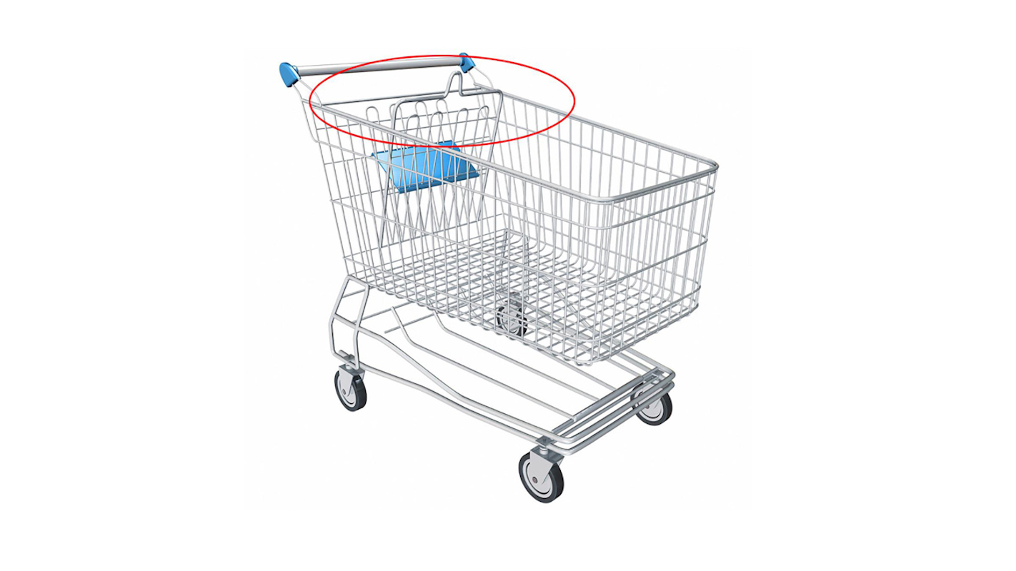Loops On Grocery Carts