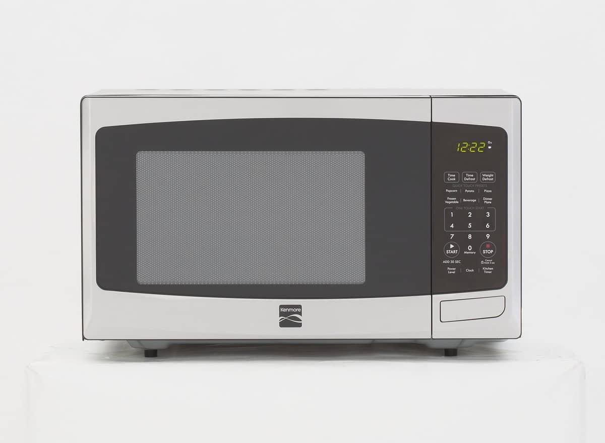 Black Microwave Grating