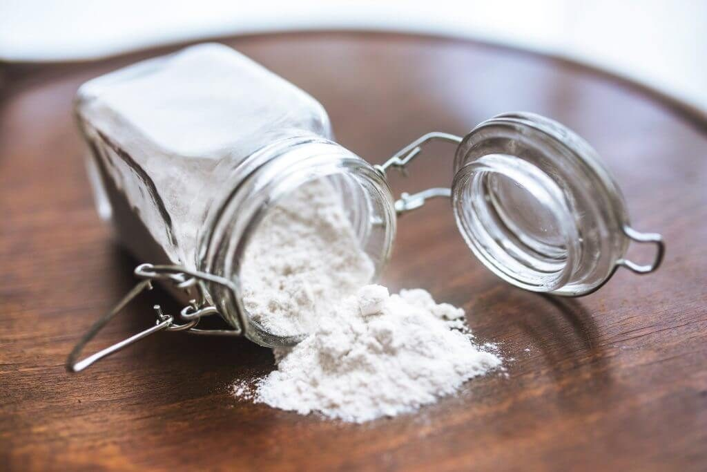 Clean Your Produce With Baking Soda