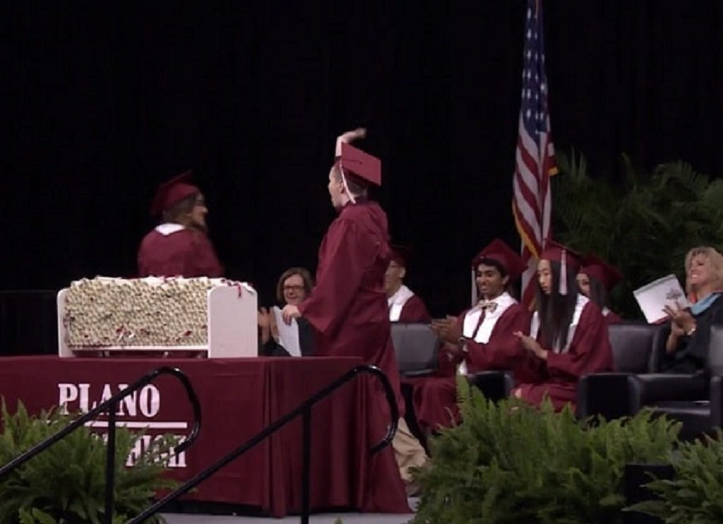Graduation Speech Auditions