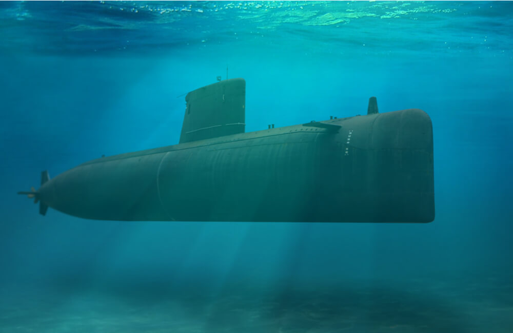 The Submarine Which Can't Float