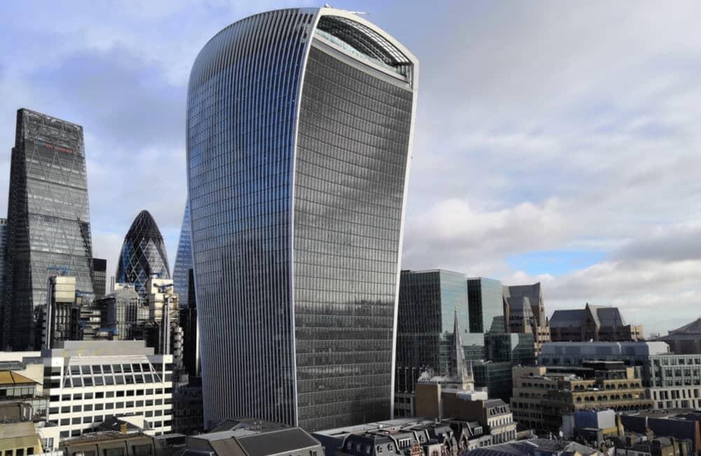 A Skyscraper That Melts Cars