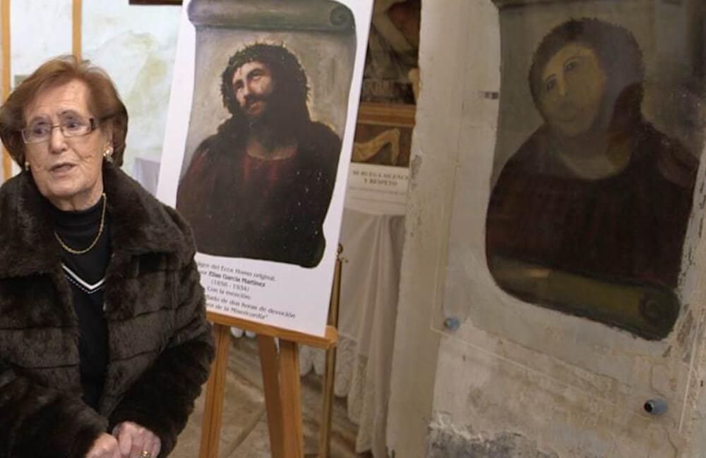 Priceless Elias Martinez Artwork Destroyed
