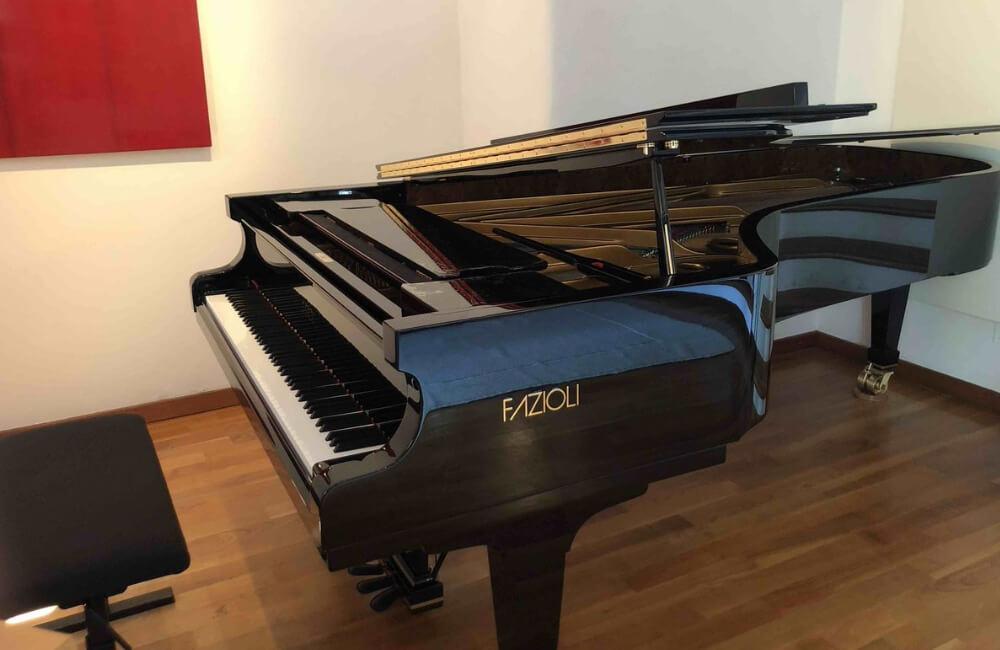 Dropping An Incredibly Rare Piano
