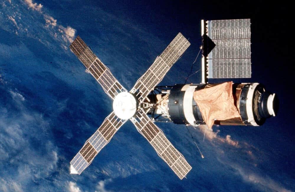 The Skylab Landing In Australia