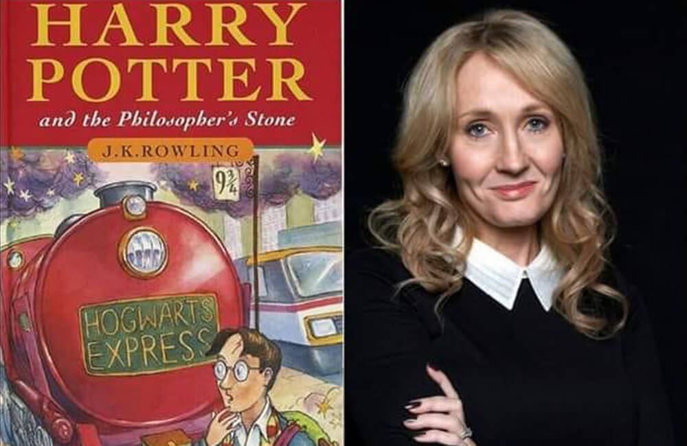12 Publishers Turn Down Harry Potter