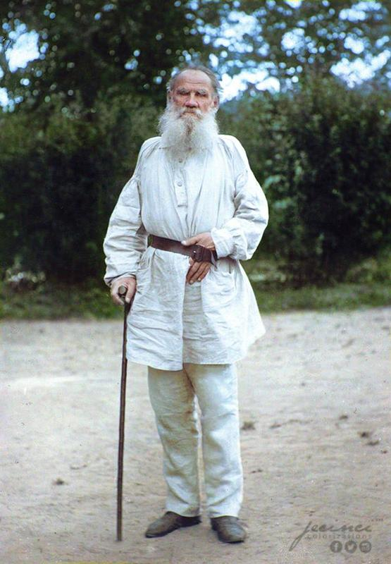 The Most Important Thing To Leo Tolstoy In The End