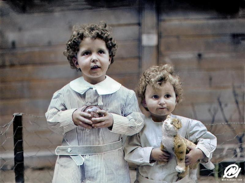 Titanic Twins Allegedly Did Not Have Surviving Parents