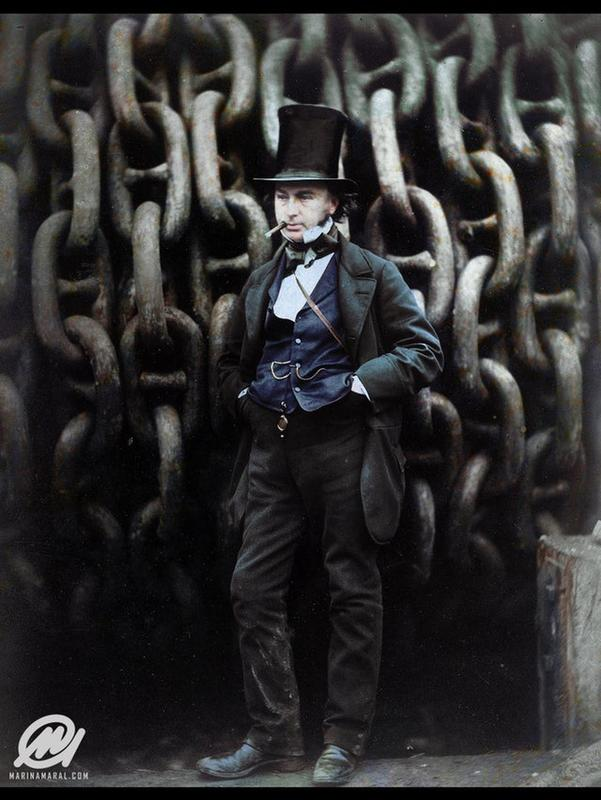 """Isambard Kingdom Brunel Was """"One Of The Most Prolific Figures In Engineering History"""""""
