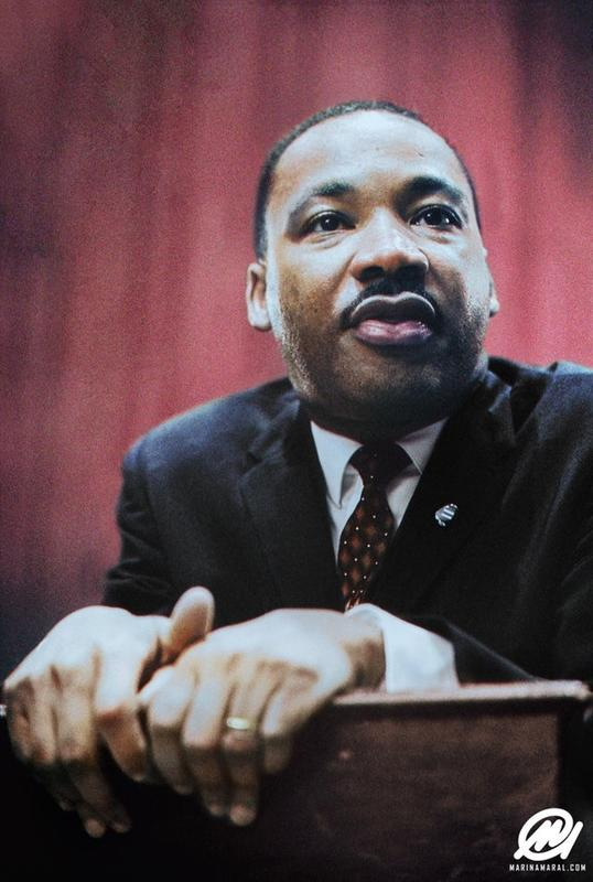 Martin Luther King Jr. On Non Violence