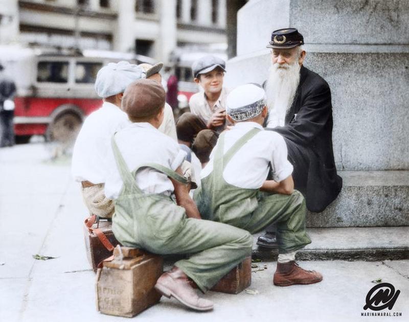 A Civil War Veteran In Pennsylvania