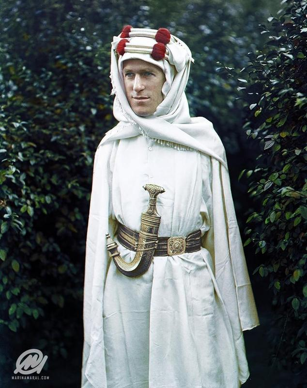Lawrence Of Arabia In Real Life