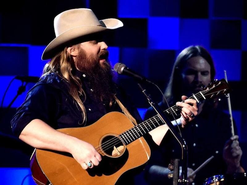 Chris Stapleton ($12 Million)