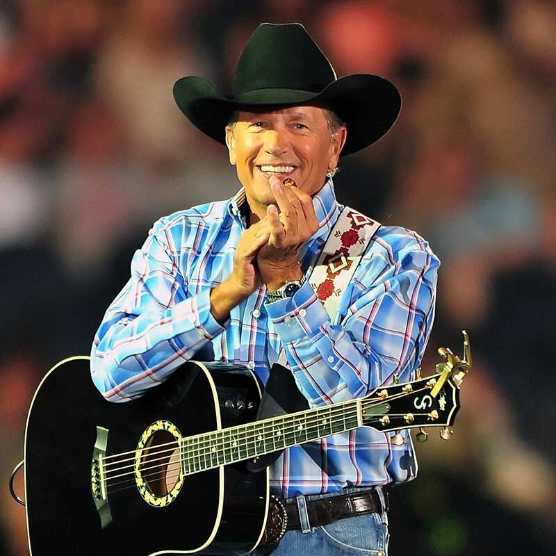 George Strait ($300 Million)