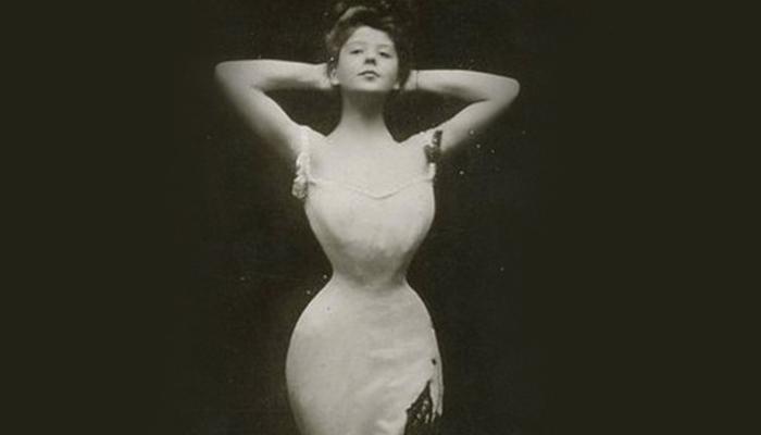Camille Clifford era una ragazza Gibson