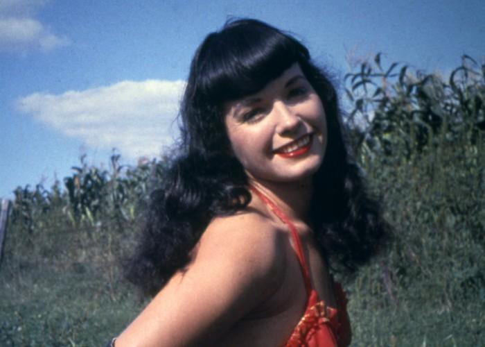 Gli anni 50' e la donna curva