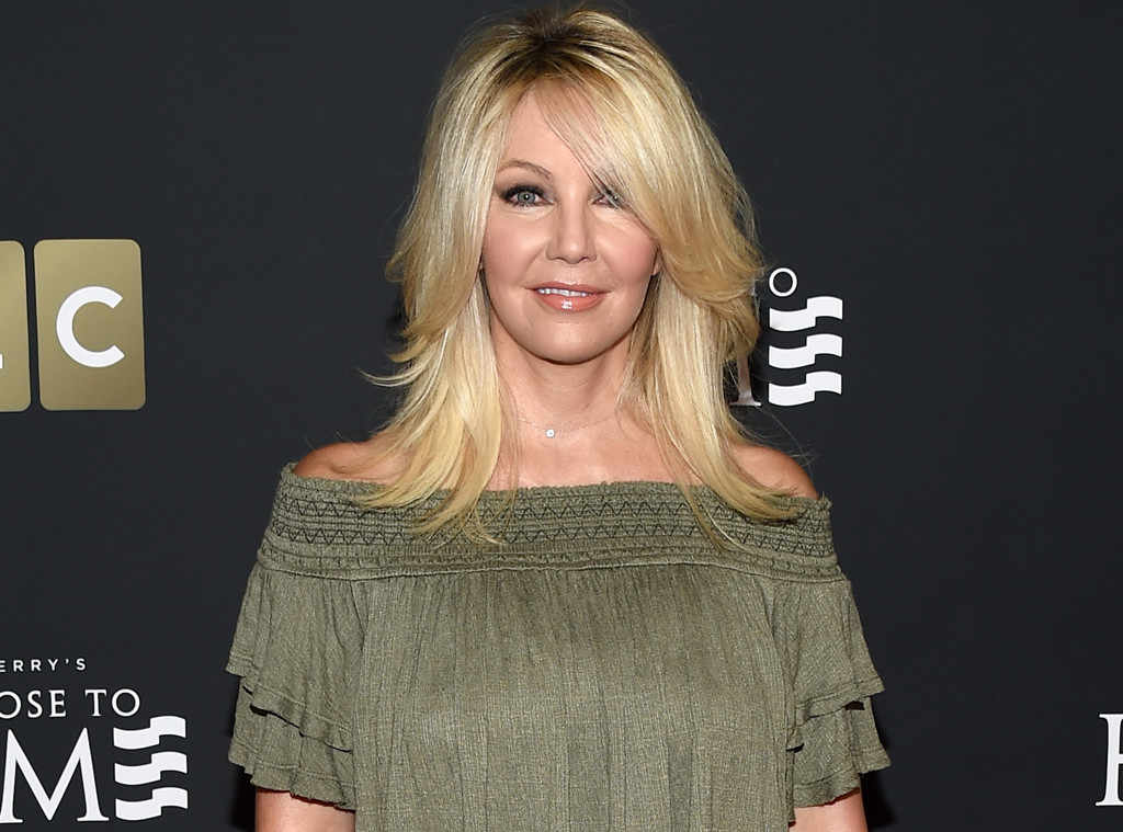 Heather Locklear Como Laura Atualmente