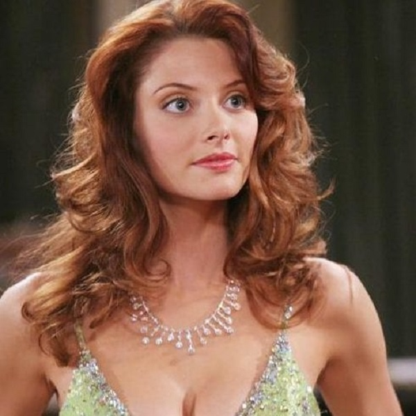 April Bowlby Como Kandi Durante As Filmagens