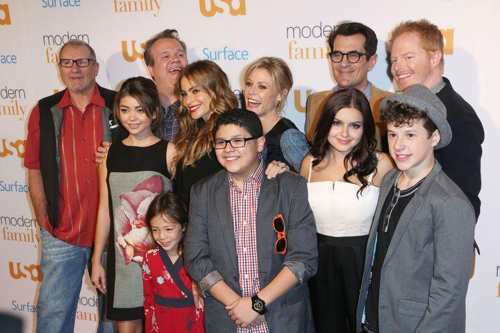 The Popstar On Modern Family