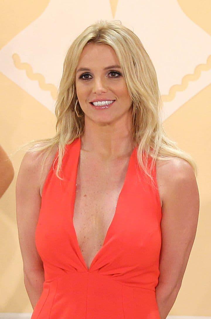 It Was Britney Spears