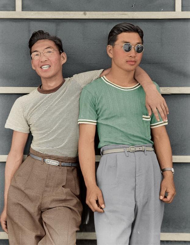 Japoneses Americanos En Campamentos Militares