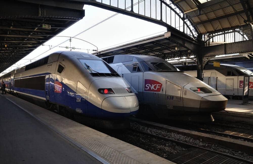 Tren Grande Ande O No Ande