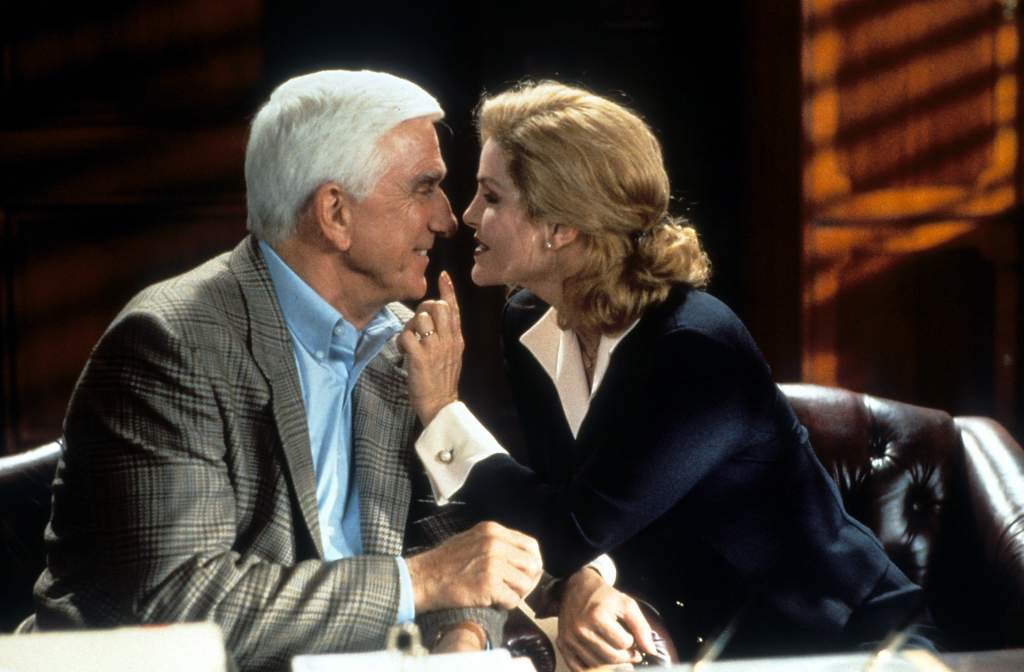 The Naked Gun From The Files Of Police Squad! (1988)