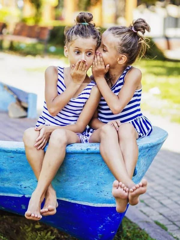 Mirror Image Twins
