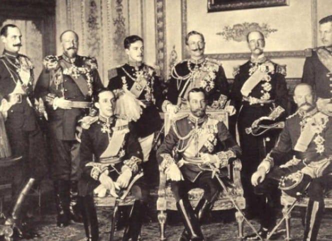 Word War I Leaders