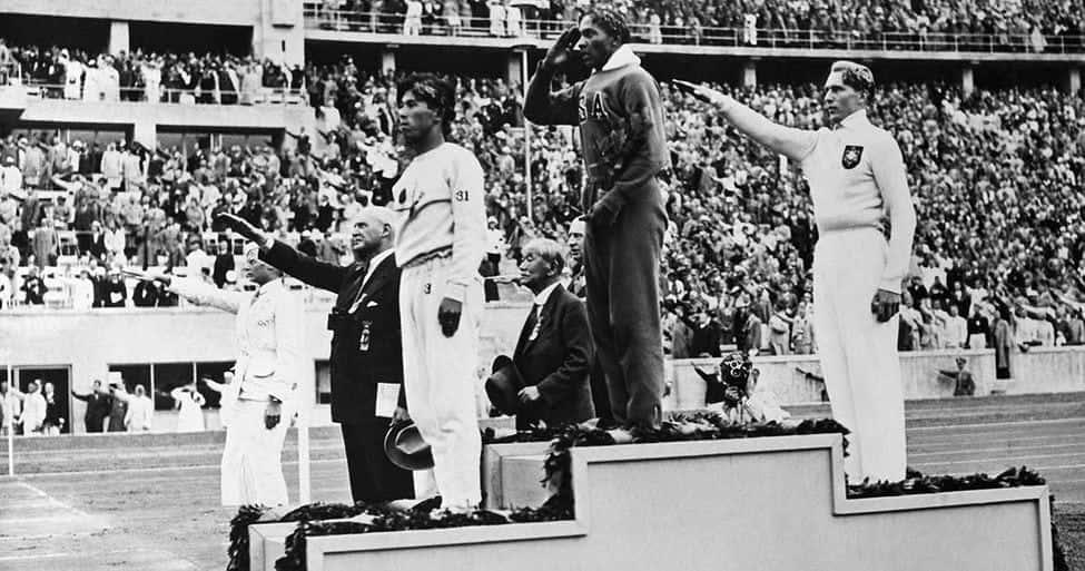 Jesse Owens Won Gold