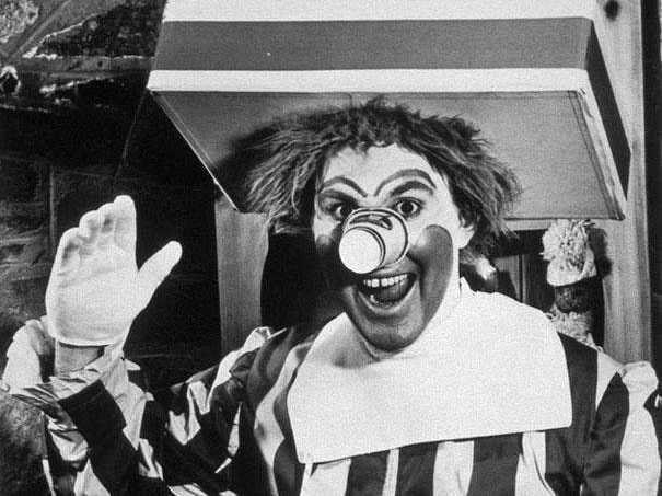 The OG Ronald McDonald