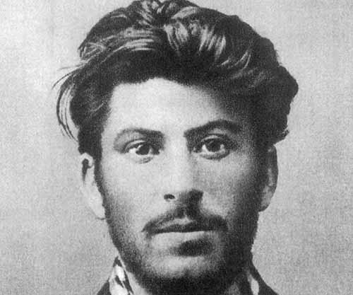 Young Josef Stalin