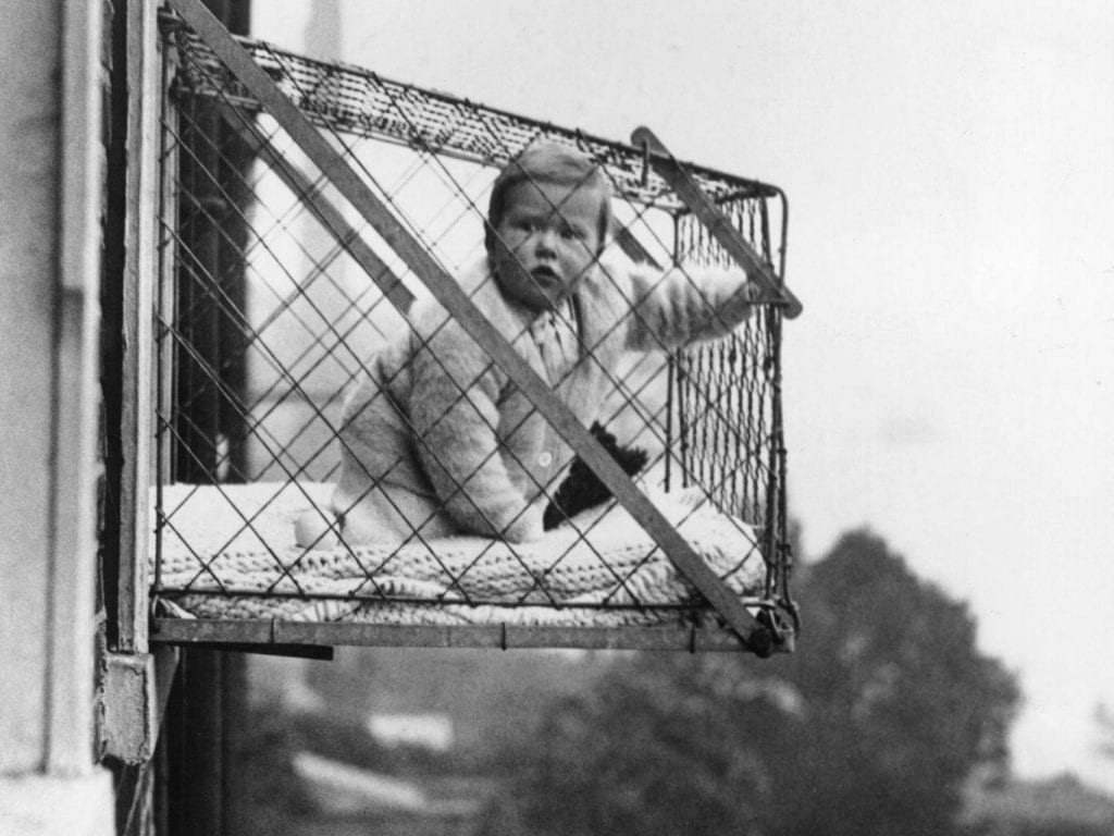 Cages For Babies