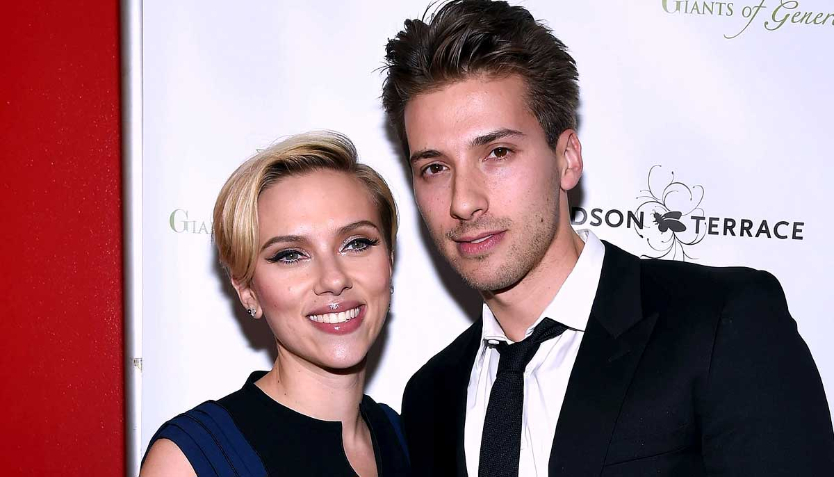 Scarlett Johansson And Hunter Johansson 2