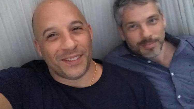 Vin Diesel And Paul Vincent 2