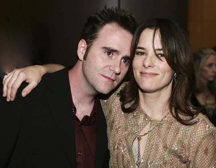 Parker Posey And Christopher Posey