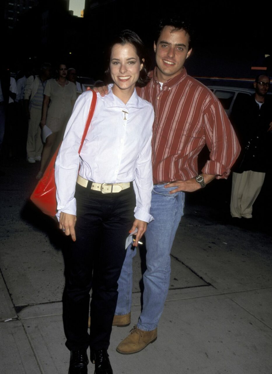 Parker Posey And Christopher Posey 2