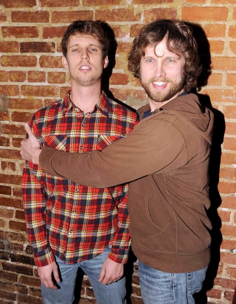 Jon Heder And Dan Heder 2