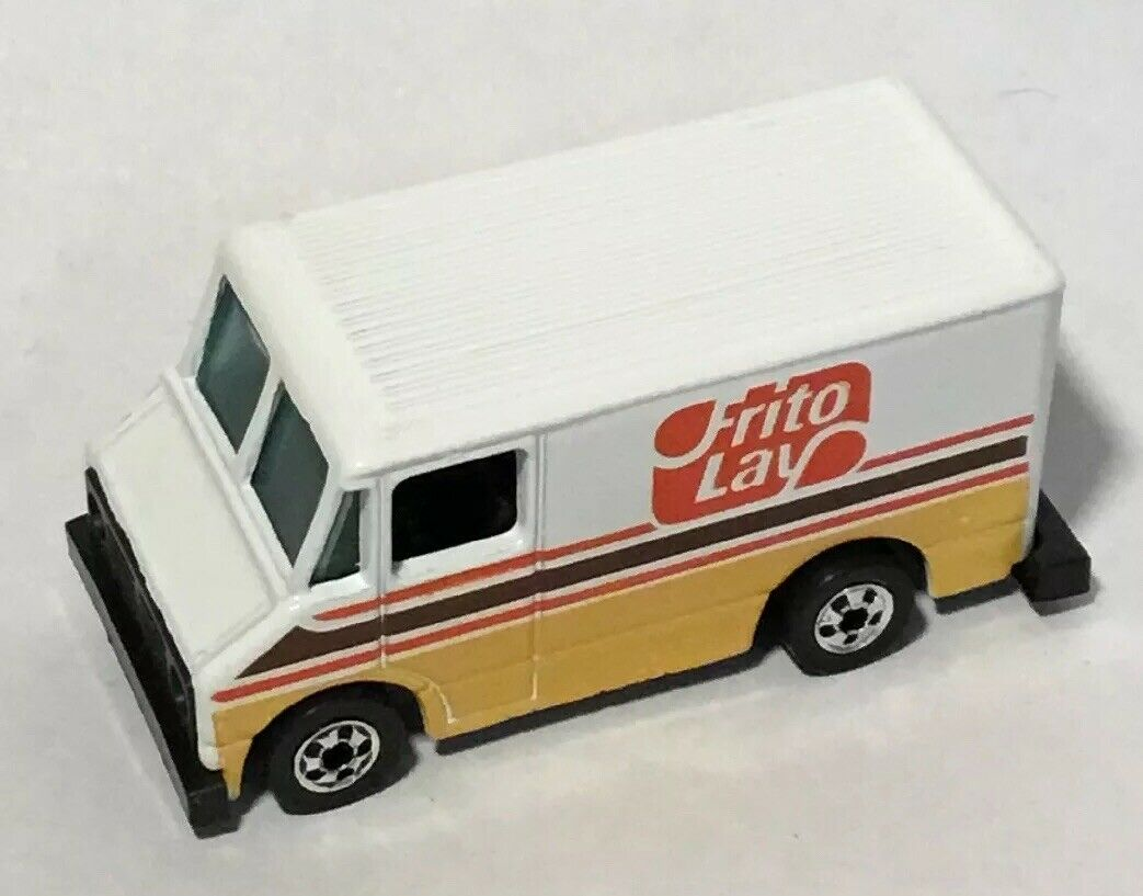 Frito Lay Delivery Van From 1984 - $149