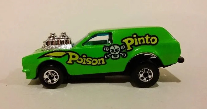 Poison Pinto From 1976 - $150