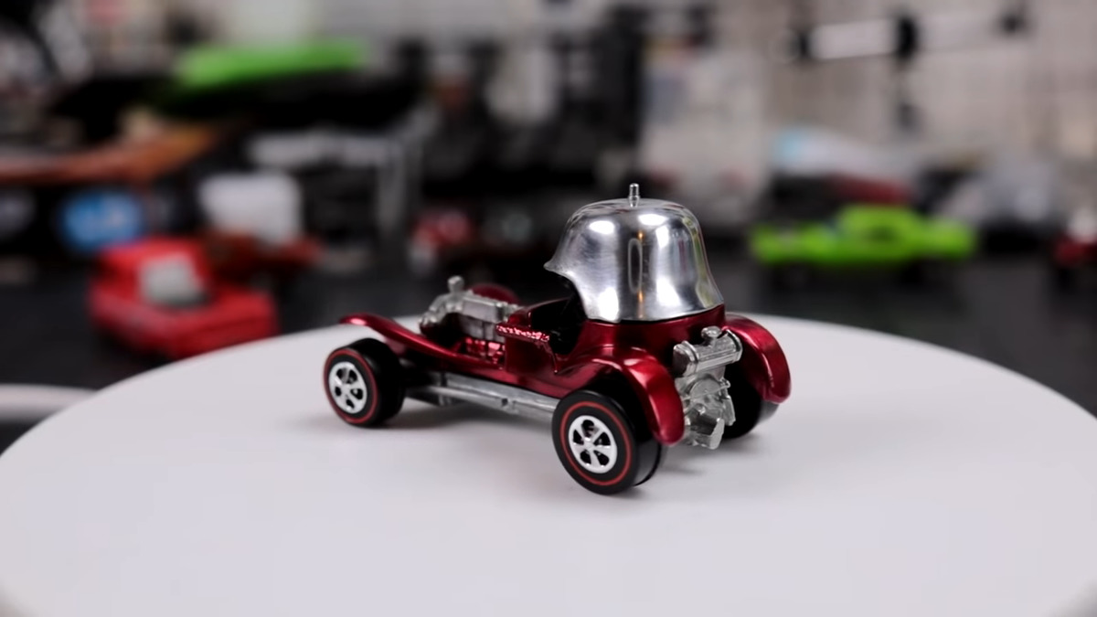 Red Baron With White Interior From 1969 - $3,500