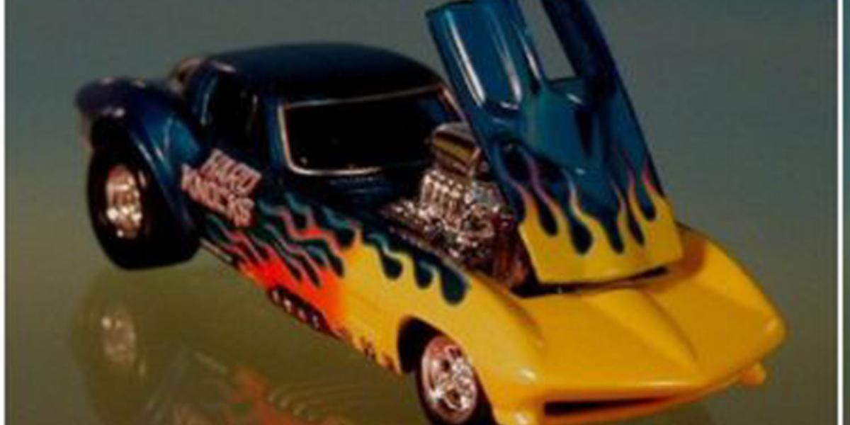 1967 Corvette Pro Street From 2002 - $$$