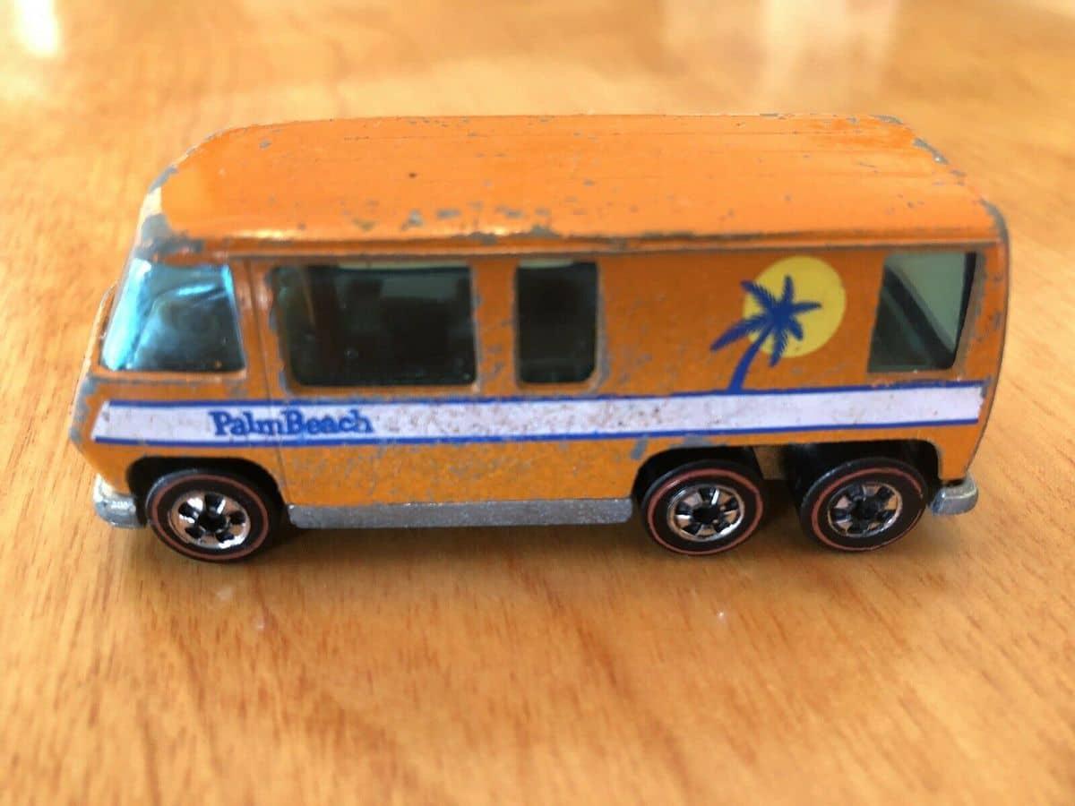 GMC Motorhome From 1977 - $355