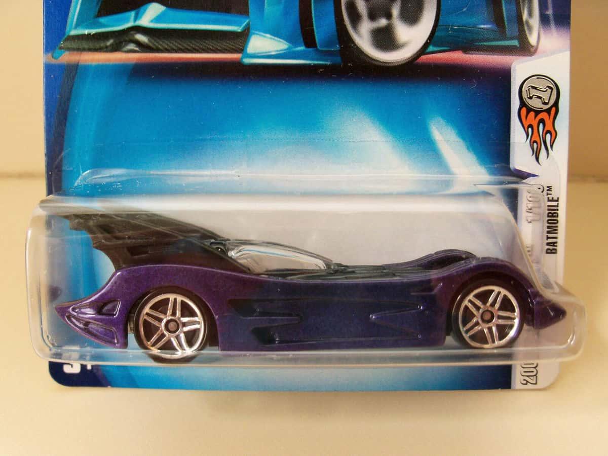 #001 Batmobile From 2004 - $$$