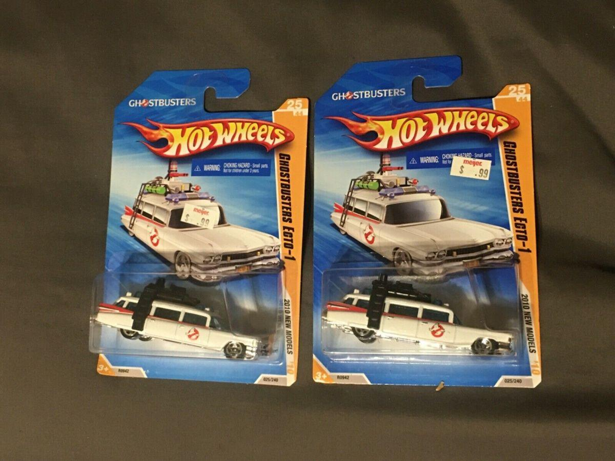 Hot Wheels Ecto-1A From 2010 - $$$