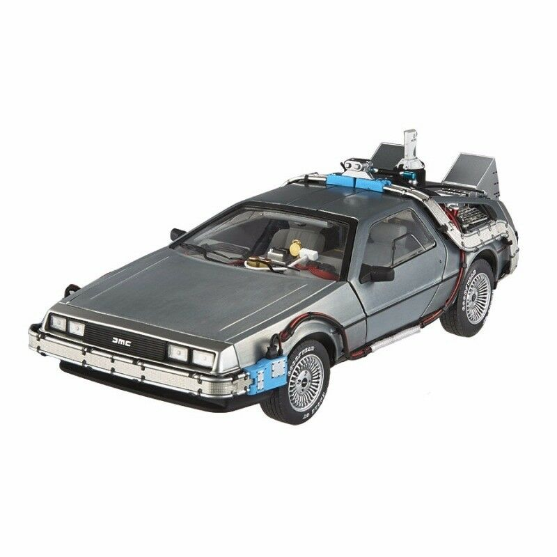 Back To The Future DeLorean From 2011 - $76