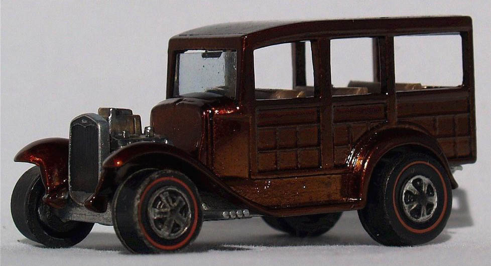 Brown '31 Woody From 1969 - $8,000